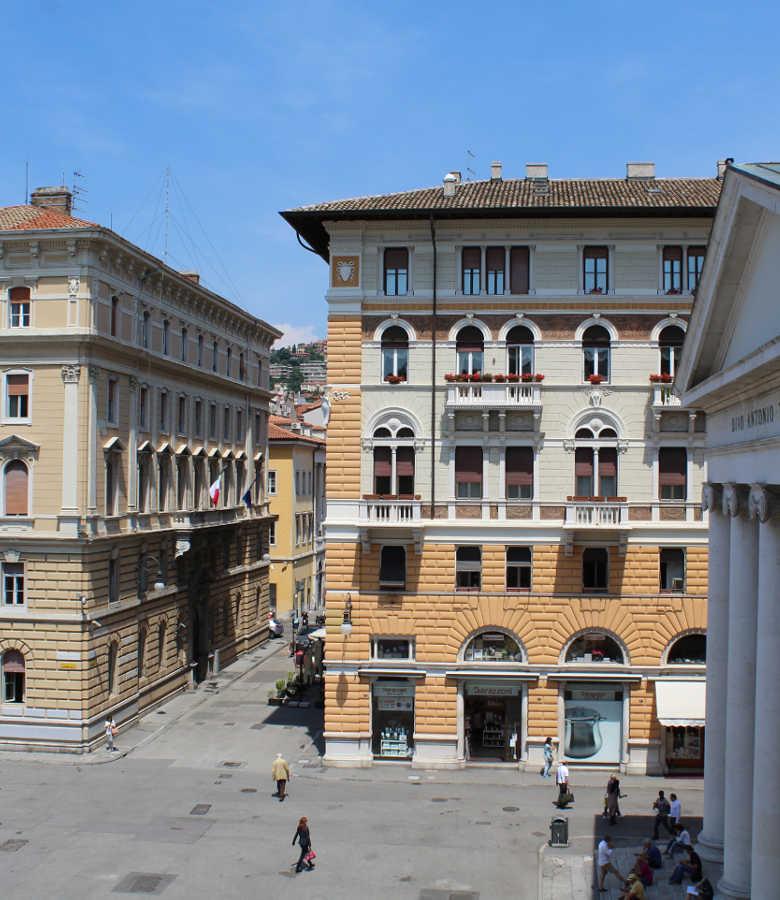Studio Legale Avvocato Antonino Guaiana Trieste_Piazza San'Antonio